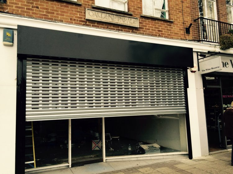 Automatic Roller Shutters Automatic Rolling Shutters In